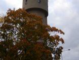 Zabytkowa wieża ciśnień w Choszcznie