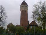Wieża ciśnień w Buku