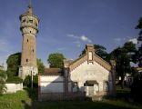 Drezdenko, Wieża ciśnień - fotopolska.eu (160112)