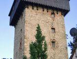 Wieża w żelażnie. mit