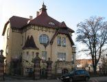 Dom na u.Raszkowskiej w Ostrowie Wielkopolskim