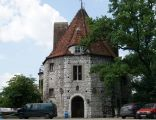 Baszta (The Tower) Villa, 13a Jodlowa street, Przegorzaly, Krakow, Poland