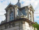 Pałac Blumwe wieża