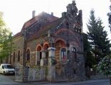 Koci Zamek villa, 1895 by arch. Teodor Talowski, 3 Konstytucji 3 Maja street, City of Bochnia, Poland