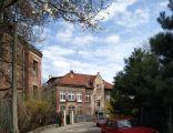 House, 7 Anczyca street, Salwator, Krakow, Poland