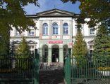 Willa otoczenie ulica Baczewskiego 20, Dębno