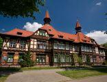 Zabytkowy budynek ul Bydgoska