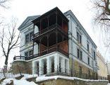 Zaleski house Sanok winter 2012