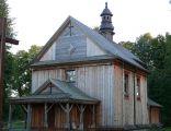 Kościół p.w.św. Michała archanioła (1739) - Witoroż gmina Drelów powiat bialski woj. lubelskie ArPiCh A-114