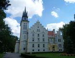Pałac w Woskowicach Małych