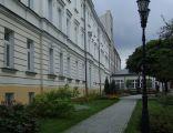 Łomża, pl. Jana Pawła II (dawny pałac gubernatora)