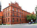 Zespół Wyższego Seminarium Duchownego gmach seminarium we Włocławku N. Chylińska