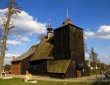 Drewniany kościół św. Piotra i Pawła