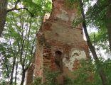 Ruiny Pałacu Biskupiego w Broku nad Bugiem