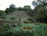 Gródek - pozostałość zamku w Danaborzu