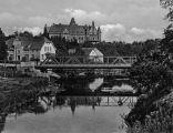 Bartenstein - Allerbruecke mit Kreishaus