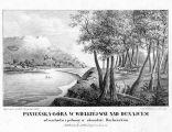 Panieńska Góra w Wielkiej Wsi Macieja Bohusza Stęczyńskiego z 1846 r