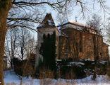 Zamek w Jędrzychowie