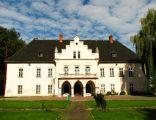 Zamek w Łodygowicach