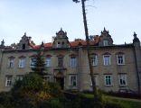 Palace in Zaręba, Poland