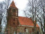 Zieleń - kościół Świętych Apostołów Piotra i Pawła.