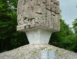 Złota Góra - pomnik