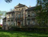 Pałac w Dabrówce Małej