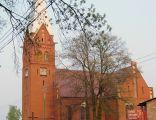Gościm - kościół neogotycki
