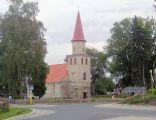 Różanki - kościół