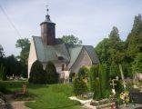 """Barcinek, kościół pw. """"Michała Archanioła"""""""