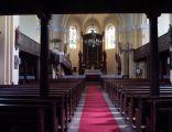 Chmieleń, wnętrze kościóła pw. św. Mikołaja