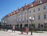 Cieplice Śląskie-Zdrój, dawny pałac Schaffgotschów, obecnie siedziba filii Politechniki Wrocławskiej