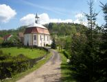 Kościół MB Różańcowej w Radomierzu