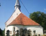 Niwnice, kościół pw. Świętej Jadwigi