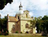 Lwówek, kościół cmentarny p.w. Św. Krzyża