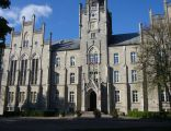 Budynek sądu, dawniej gimnazjum w Bolesławcu