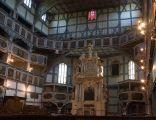 Kościół Pokoju w Jaworze - ołtarz główny