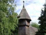 Olsztynek, Muzeum Budownictwa Ludowego – Park Etnograficzny. Kościół z Rychnowa