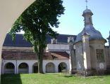 Skępe. Klasztor Bernardynów