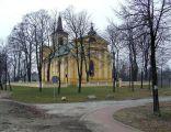 Kościół pw. św. Anny w Zaborowie