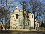 Kościół Wniebowzięcia Najświętszej Maryi Panny w Rokitnie k/Błonia XVIII wiek