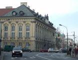 Pałac biskupów krakowskich, Warszawa, ul. Miodowa