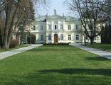 Pałac Juliana Ursyna Niemcewicza, obecnie rektorat SGGW