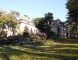 """Pałac Odrowążów. Posiadłość """"Manor House"""". Chlewiska k/Szydłowca"""