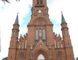 Kościół neogotycki w Latowiczu