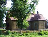 Łapanów. Stary Kościół