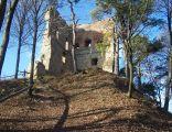 Melsztyn, ruiny zamku