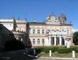 Eklektyczny pałac w Kościelcu