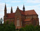 Kościół parafialny Świętej Rodziny w Przedczu