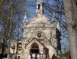 Kaplica św. Anny w parku zdrojowym